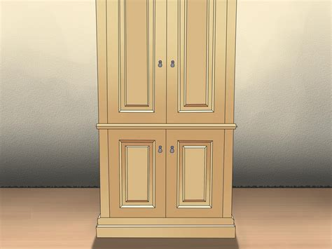 how to whitewash kitchen cabinets how to whitewash cabinets 12 steps with pictures wikihow