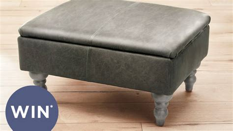 glenmore yorkies win a beautiful handcrafted glenmore footstool just competitions