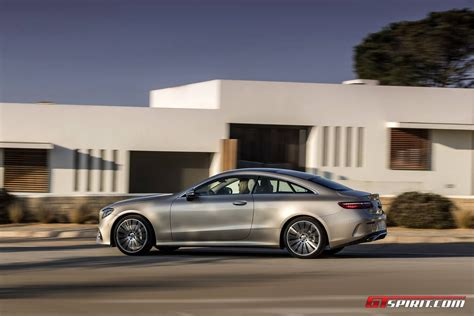 2017 Mercedes Benz E Class Coupe Review Gtspirit
