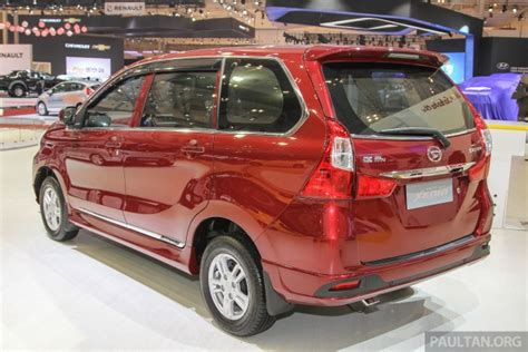 Engine Mounting Belakang Avanza Xenia Vvt I giias 2015 daihatsu xenia facelifted avanza s