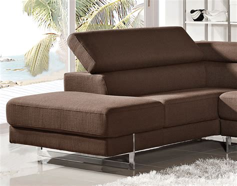 modern fabric sectional milton modern fabric sectional sofa