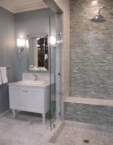 grey tiles bathroom 35 blue gray bathroom tile ideas and pictures