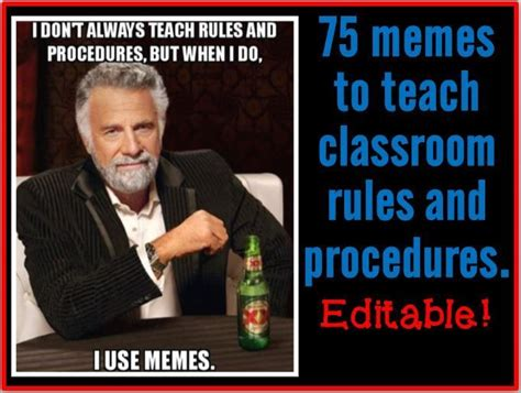 Class Memes - the 25 best class rules memes ideas on pinterest