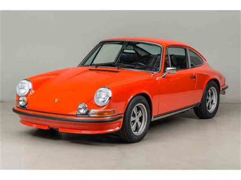 Porsche 911 S 1972 by 1972 Porsche 911 For Sale On Classiccars 6 Available