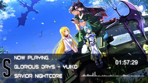 download lagu glorious download lagu nightcore glorious days yuiko mp3 girls