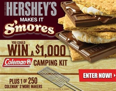 Hershey Sweepstakes 2015 - food food product culinary related and based prizing and such index thread