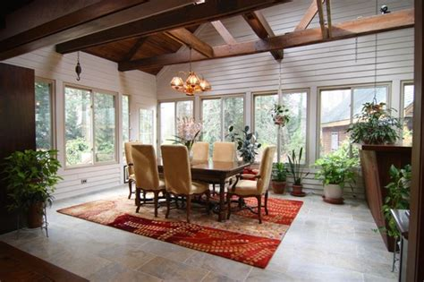 Sunroom Dining Room Sunrooms And Additions Pinterest Sunroom Dining Room