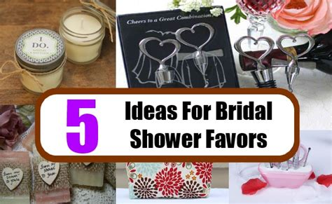 bridal shower favor gift ideas great ideas for bridal shower favors tips for bridal