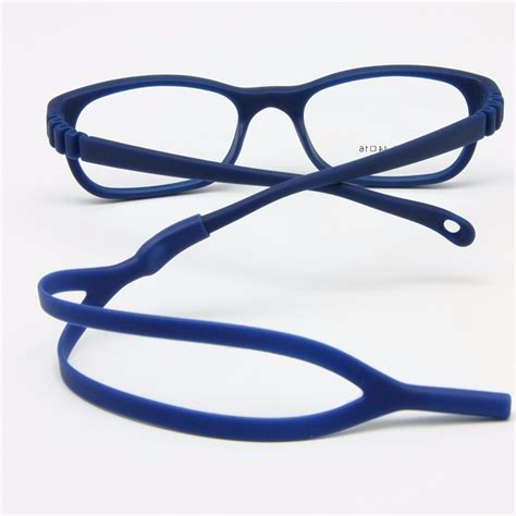 2017 new eyeglasses 160mm silicone band