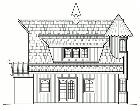 small castle house plans escortsea