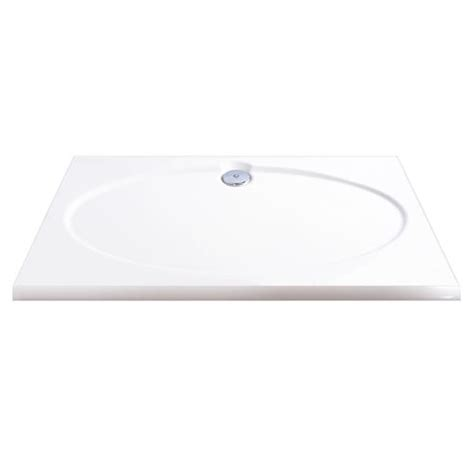Slimline Shower Tray 1200 X 800 by Slimline 1200 X 800 Tray Byretech Ltd