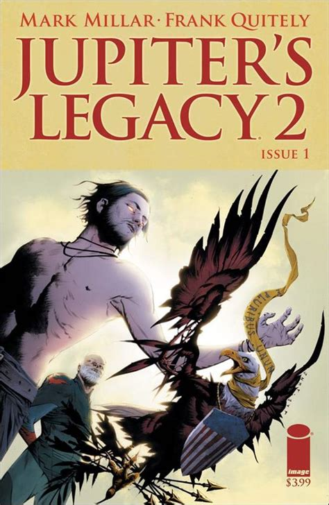 libro jupiters legacy volume 2 jupiter s legacy 2 1 b jun 2016 comic book by image