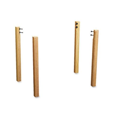 balt solid wood table legs blt74690 easy ordering