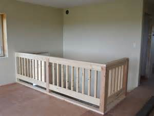 building a banister white wood handrail plans diy projects