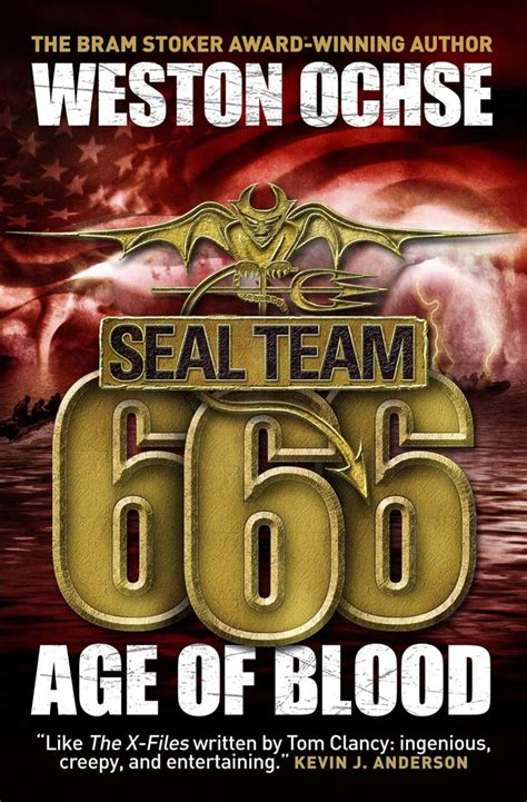 seal seal team book 4 volume 4 books titan books seal team 666 age of blood weston ochse