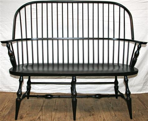 windsor bench for sale amish entryway windsor bench