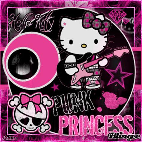 hello kitty punk rock wallpaper punk kitty picture 116297447 blingee com