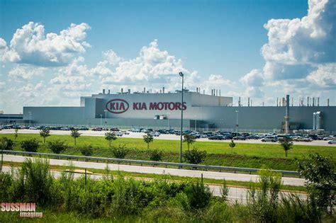 Kia Plant West Point Ga Kia Motors Plant The Kia Motors Plant Opened In West