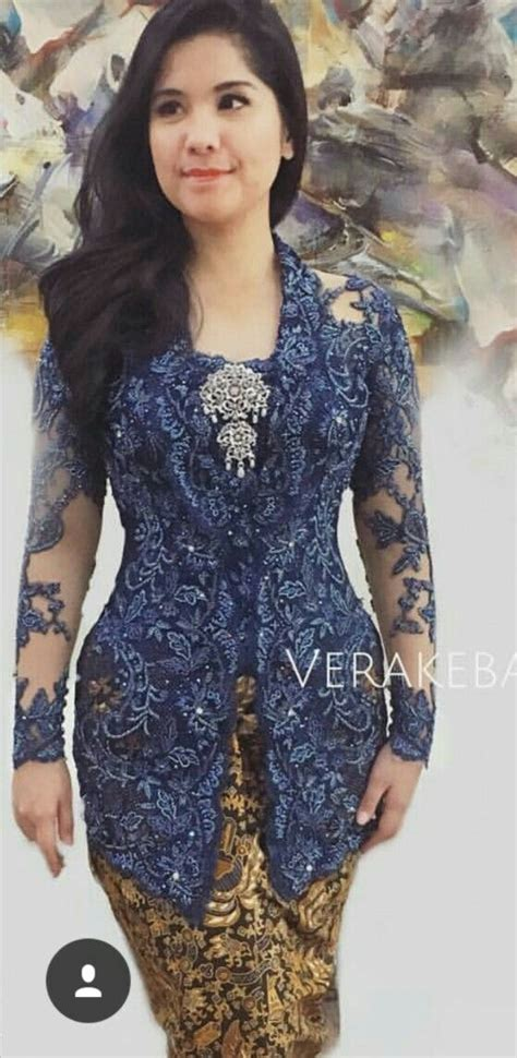 Brokat Sanghai 1 7636 best i batik images on kebaya batik dress and batik fashion
