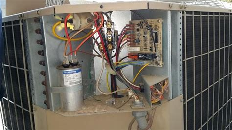 condenser unit  turning    relay kicks  doityourselfcom community forums