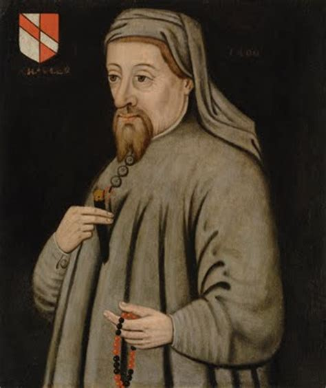 biography of geoffrey chaucer listen and read quot the history of the english language