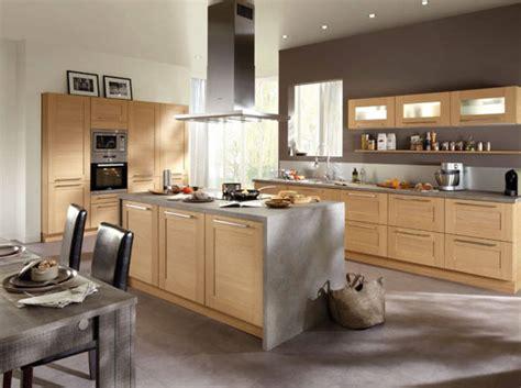 cuisines am駻icaines cuisine am 233 ricaine optez pour un espace de vie convivial