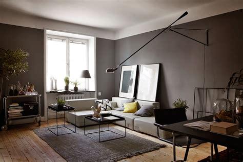 Guys Home Interiors Jak Urządzić Wnętrze W Odcieniach Szarości I Bieli Lovingit