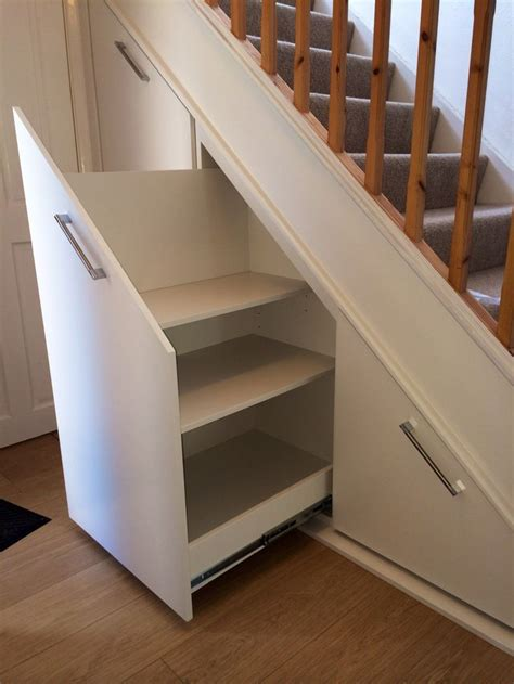 Regal Unter Treppe 524 by Stairs Drawers For Shoes Renovations