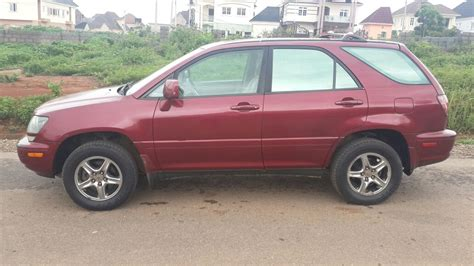 lexus hennessy registered 2000 2001 lexus rx300 hennessy spec on sale in