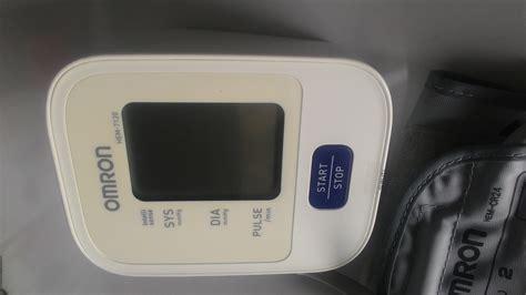 Tensimeter Elektronik jual tensimeter digital omron hem 7120 afiatcare