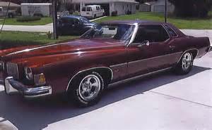 1973 Pontiac Grand Prix 1973 Pontiac Grand Prix Sj For Sale Hill Florida