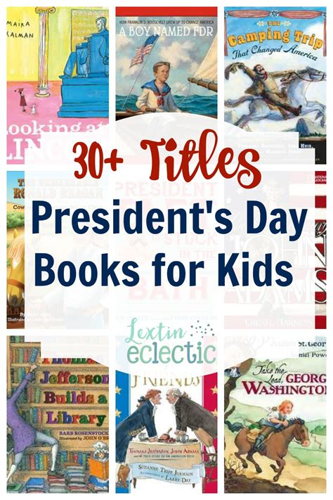 kid for president books a book list for president s day lextin eclectic