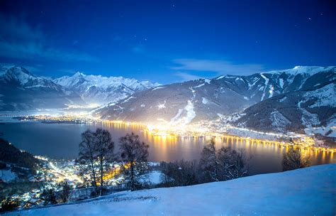 am see zell am see winter hotel gr 252 ner baum in zell am see