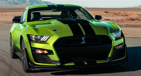 2020 Ford Mustang Images by 2020 Ford Mustang Gains Grabber Lime Color In Time For St