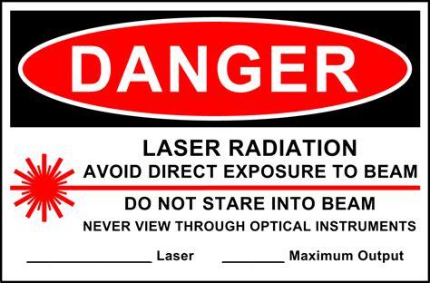 printable warning stickers warning sticker laser pointers