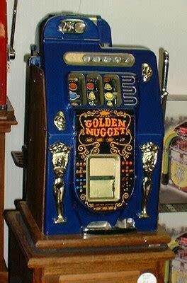 antique slot machines mills golden nugget slots war