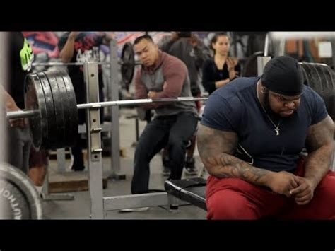 ct fletcher bench beast motivation ct fletcher introduces da hulk