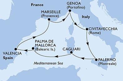 cruise mediterranean, msc divina, 09 may 2018 msc