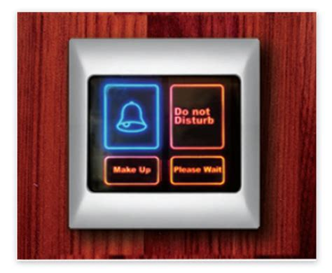 doorbell for room hotel room lighting with card key and doorbell system retrotouch designer light