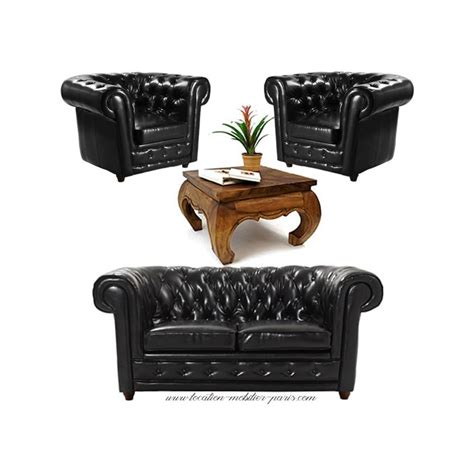 guermonprez canape cuir canape 2 places fauteuil assorti maison design modanes com