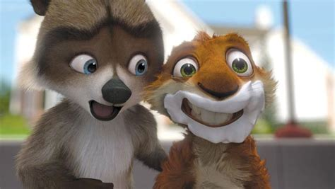 Amazon.com: Over the Hedge (Widescreen Edition): Bruce