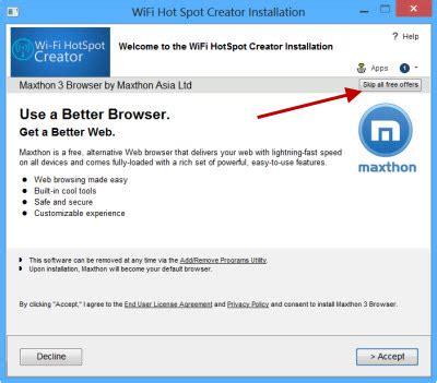 wifi hotspot creator software download for windows 10/8/7