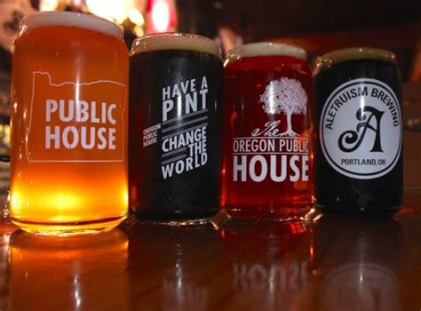 oregon public house oregon public house in portland is the first taproom of its kind