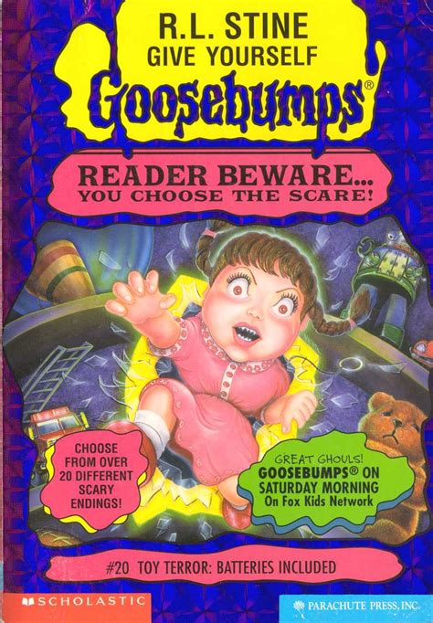 the secret bedroom rl stine toy terror batteries included goosebumps wiki fandom