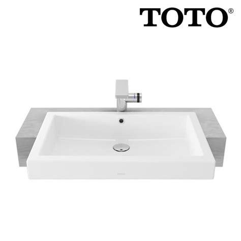 Cermin Toto jual wastafel toto lw 646 j harga murah jakarta oleh kamar mandiku