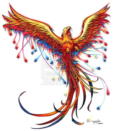 phoenix design tattoo designs best tattoos designs