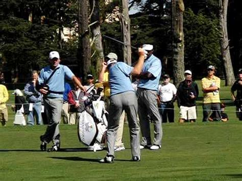 ernie els iron swing ernie els iron swing approach youtube