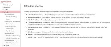 Support De 6196 by Daten 252 Bernahme Eines Vorhandenen Outlook Kalenders
