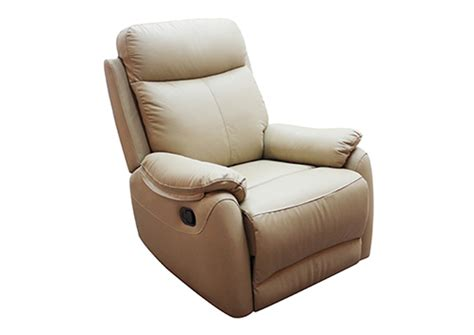 Castle Recliners by Lavello Armchair Recliner Latte Castle Furniture