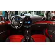 2015 Spark Fuel Efficient Car Interior Pictures  Chevrolet